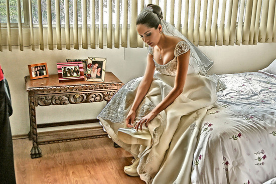 photo of HDR Bride