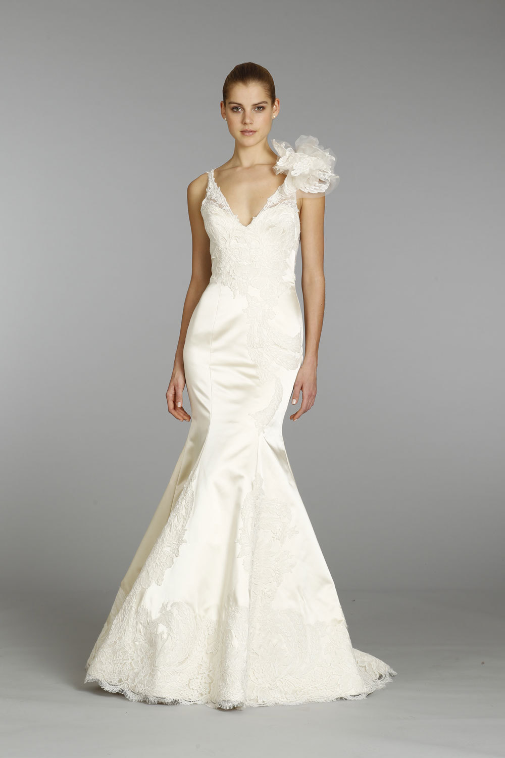 Lazaro wedding dress fall 2013 bridal 3360 for Where to buy lazaro wedding dresses