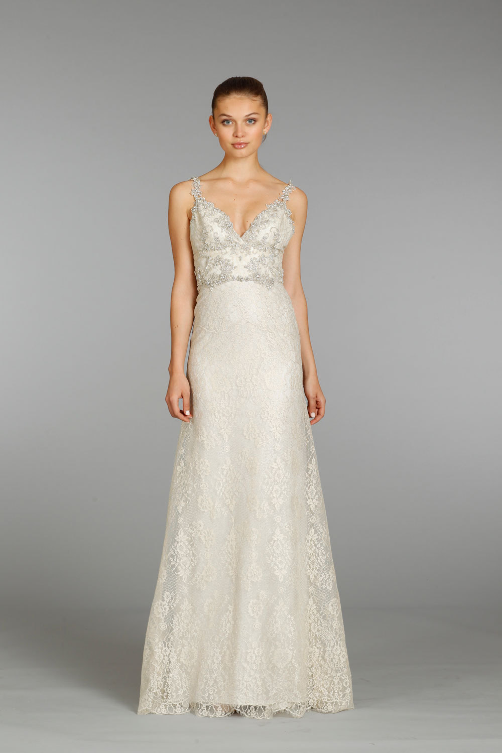 Lazaro wedding dress fall 2013 bridal 3361 for Where to buy lazaro wedding dresses