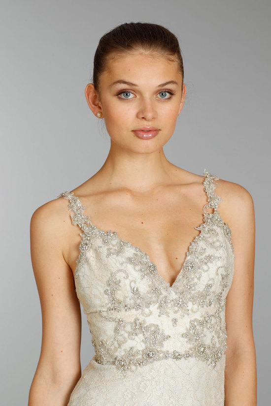 Lazaro Wedding Dress Fall 2013 Bridal 3361