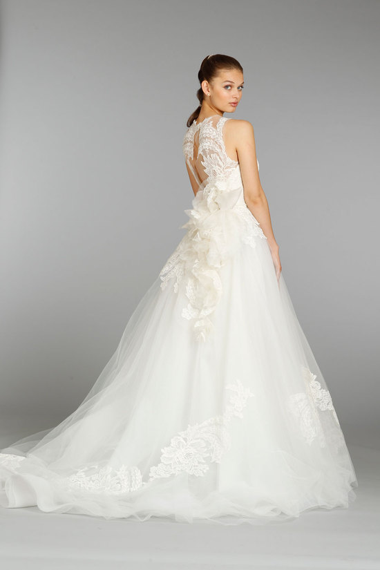 Lazaro Wedding Dress Fall 2013 Bridal 3366