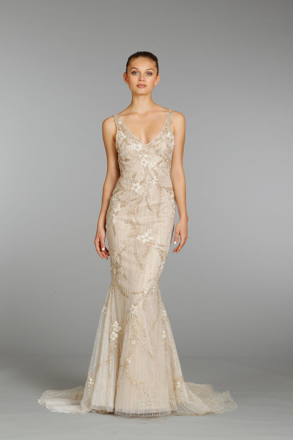 Lazaro wedding dress fall 2013 bridal 3350 for Where to buy lazaro wedding dresses