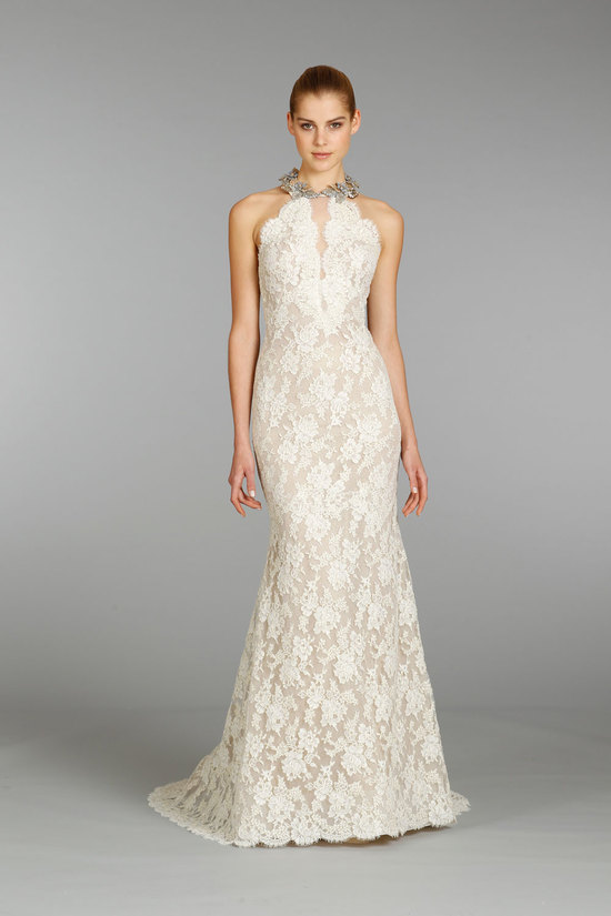 Lazaro Wedding Dress Fall 2013 Bridal 3351