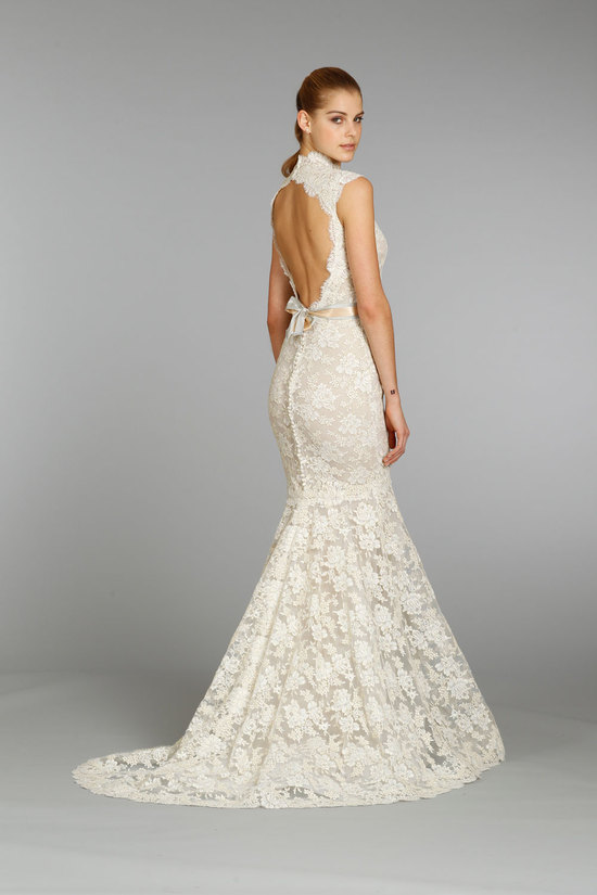 Lazaro Wedding Dress Fall 2013 Bridal 3352