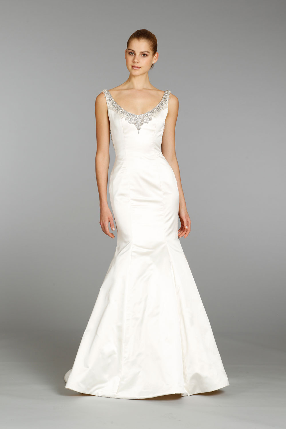 Lazaro wedding dress fall 2013 bridal 3353 for Where to buy lazaro wedding dresses