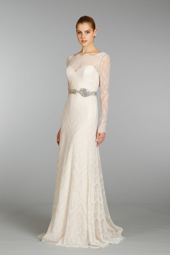 Lazaro Wedding Dress Fall 2013 Bridal