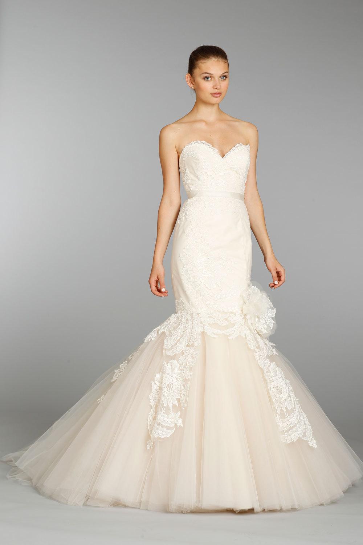 Lazaro Wedding Dress Fall 2013 Bridal 3363  Lazaro Wedding ...