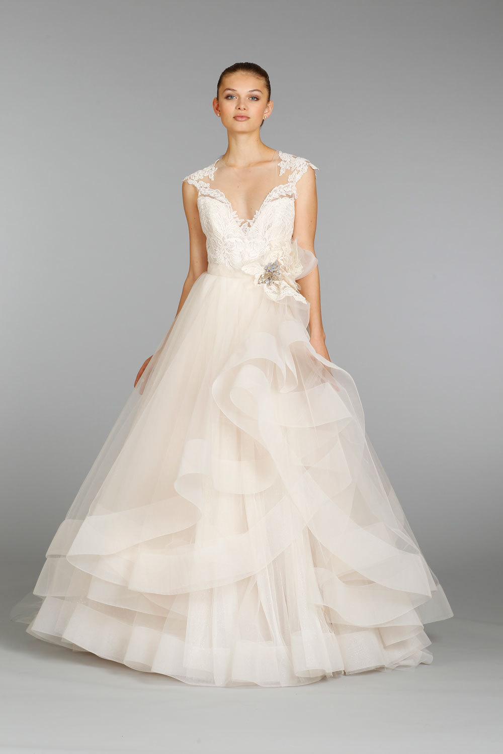 Lazaro Wedding Dress Fall 2013 Bridal 3364