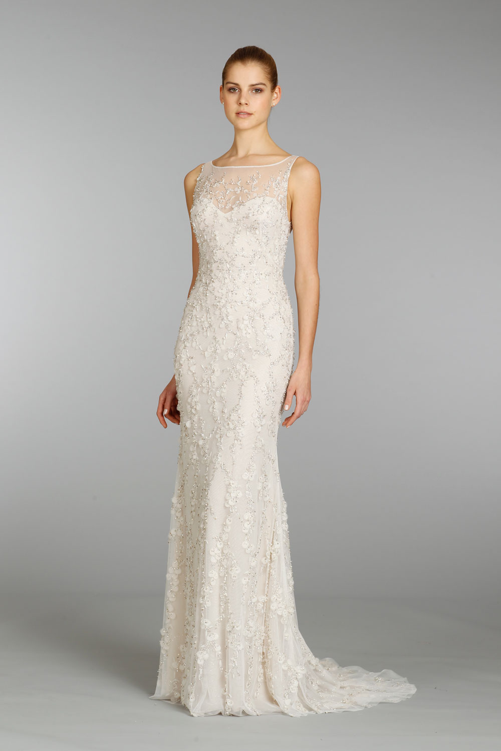 Lazaro Wedding Dress Fall 2013 Bridal 3365