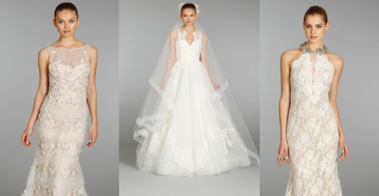 Lazaro Wedding Dresses Fall 2013 Bridal