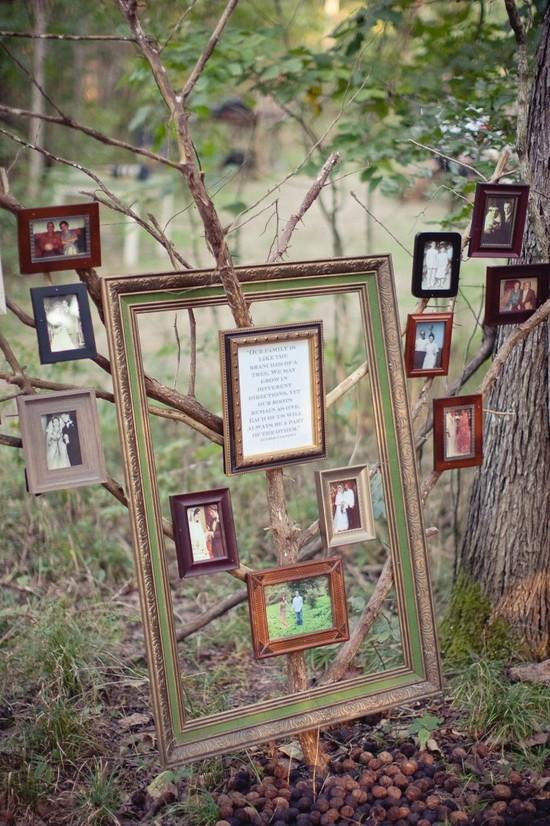 photo of honoring the deceased at weddings 1