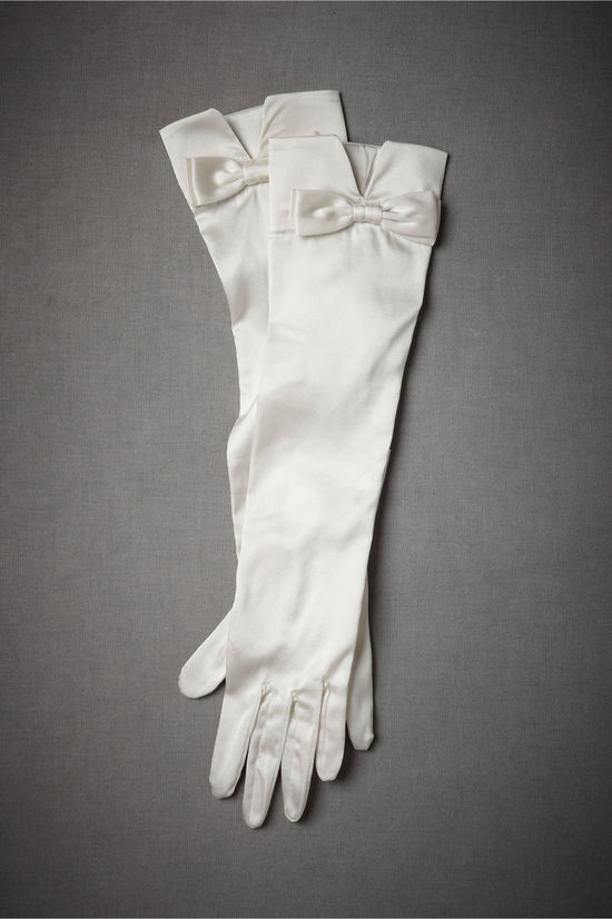 bridal accessories vintage inspired gloves 4