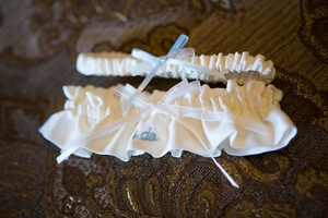 photo of Real Wedding Details: Anelle + Jeff
