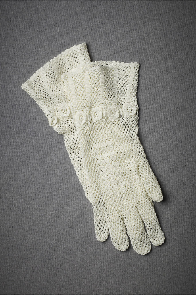 photo of  Veranda Wrist Gloves by BHLDN