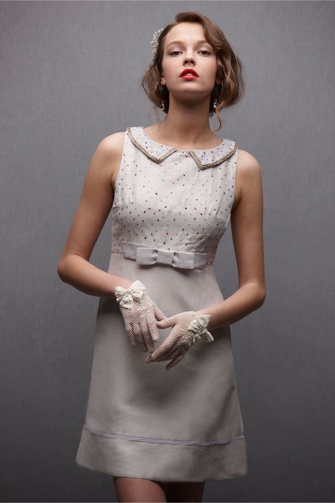 photo of BHLDN Unbashedly bridal gloves