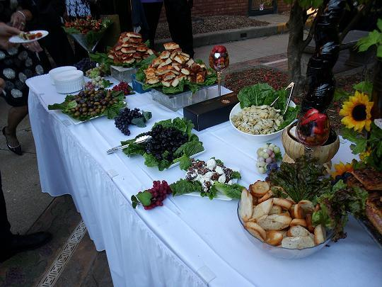 6Antipasto Table