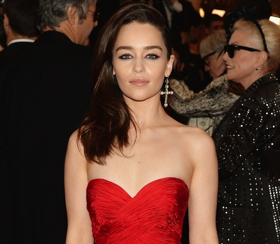 Met Ball 2013 Wedding Makeup Hair Dos Donts Emilia Clarke