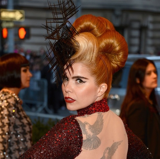 Wedding Hair Makeup Dos and Donts Met Ball 2013 elvira
