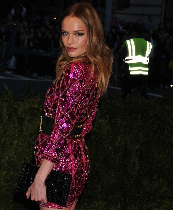 Met Ball 2013 Wedding Makeup Hair Dos Donts Kate Bosworth
