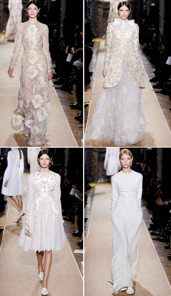 photo of Dreamy Dresses by Valentino, Spring 2012 Couture