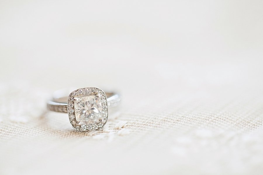 wedding photography engagement ring shots