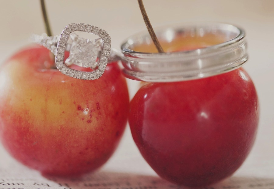 Unique-engagement-ring-wedding-band-shot-cherries.full