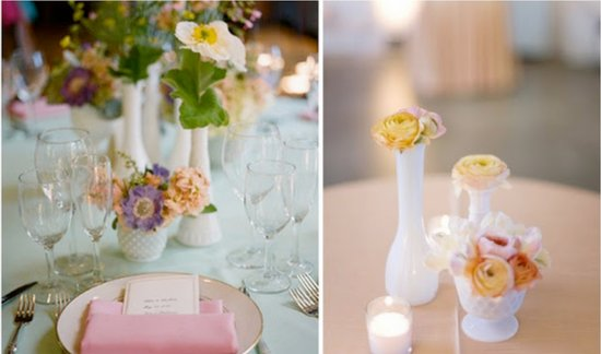 photo of Wedding Flower Style: Multiples
