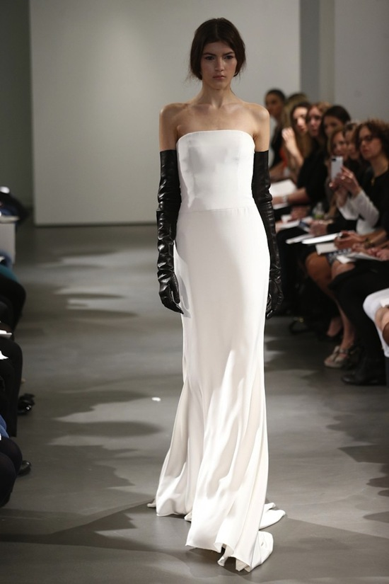 Vera Wang Wedding Dress Spring 2014 Bridal 2