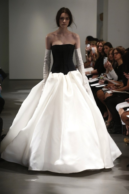 Vera Wang Wedding Dress Spring 2014 Bridal 5