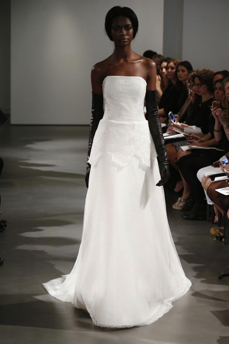 Vera wang wedding dress spring 2014 bridal 8 for Vera wang 2014 wedding dress