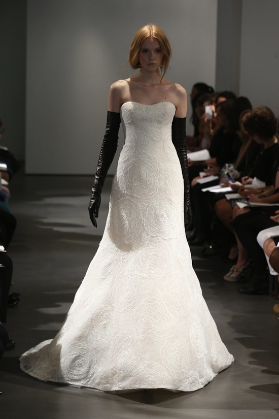 Vera Wang Wedding Dress Spring 2014 Bridal 11