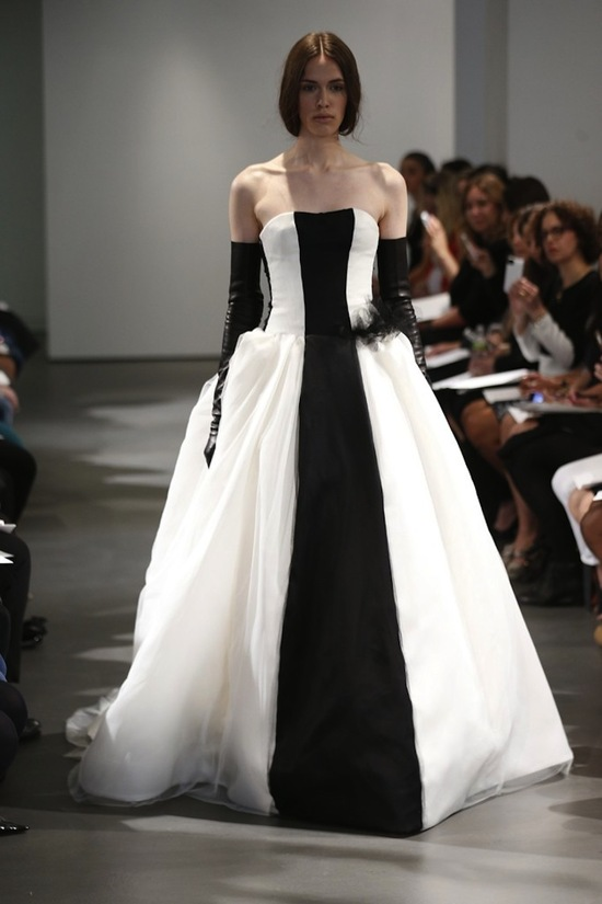 Vera Wang Wedding Dress Spring 2014 Bridal 17