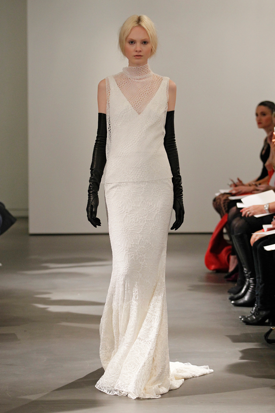 Vera Wang Wedding Dress Spring 2014 Bridal 3