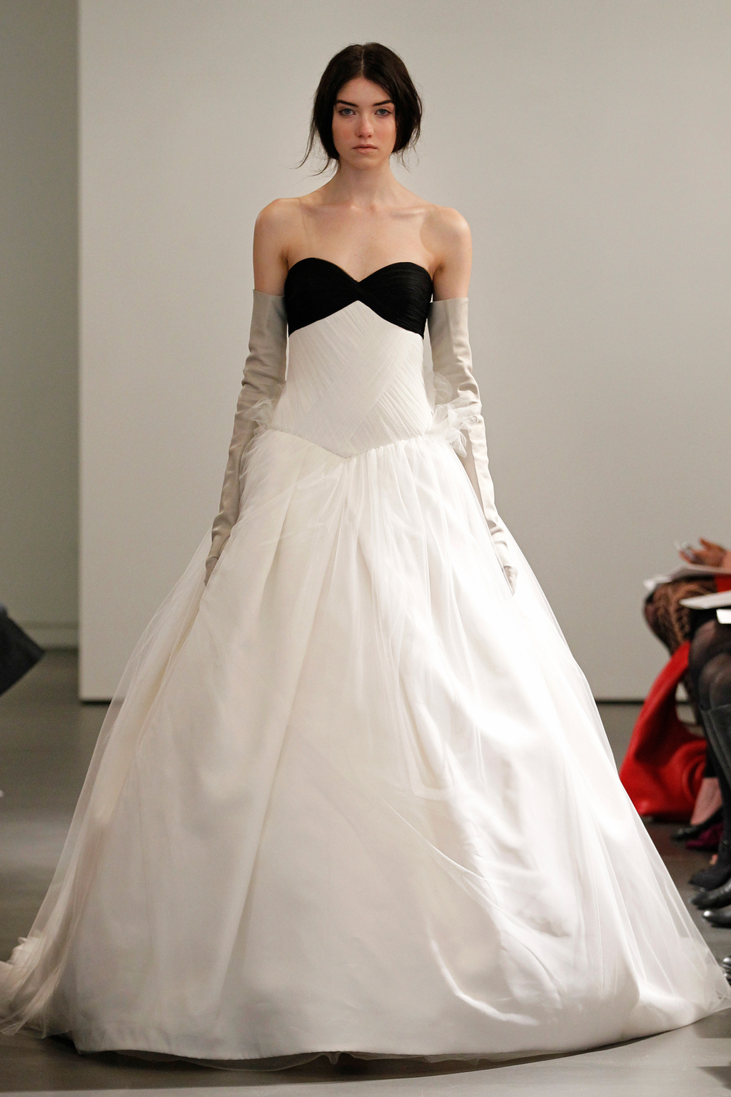 Vera Wang Wedding Dress Spring 2014 Bridal 12
