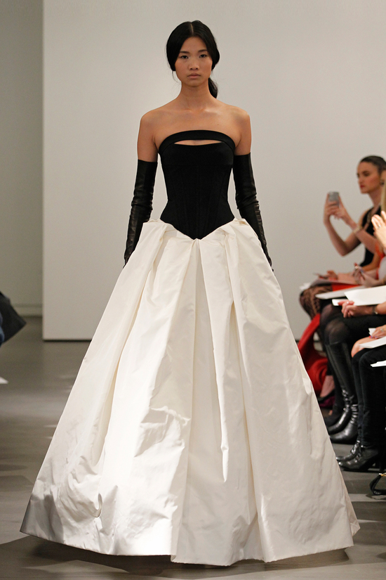 Vera Wang Wedding Dress Spring 2014 Bridal 13