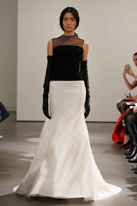 Vera Wang Wedding Dress Spring 2014 Bridal 14