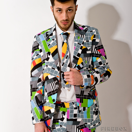 photo of tetris for gamers most outrageous grooms suits