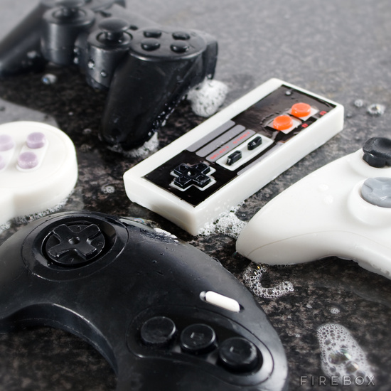 Grooms gifts for gamers nintendo soaps