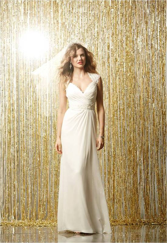 Wtoo Wedding Dress Fall 2013 Bridal 11006