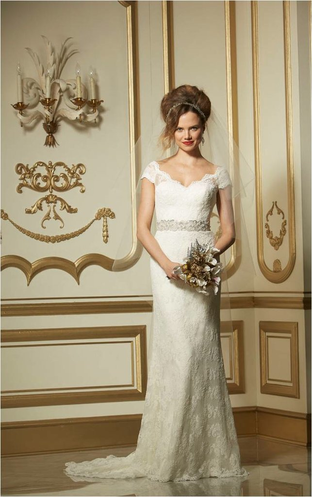 photo of Wtoo Wedding Dress Fall 2013 Bridal 11523
