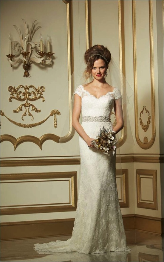 Wtoo Wedding Dress Fall 2013 Bridal 11523