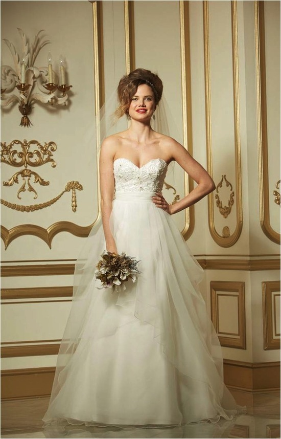 Wtoo Wedding Dress Fall 2013 Bridal 11314