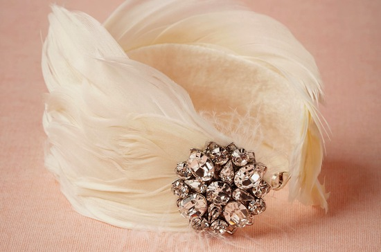 photo of Feather Cuff by BHLDN