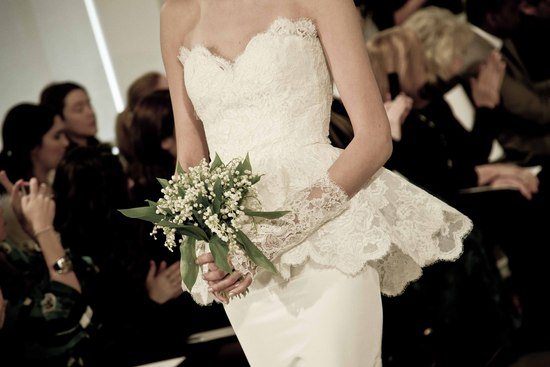 Oscar de la Renta Bridal Spring 2014 wedding dresses 5