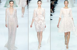 photo of OMG Elie Saab! Spring 2012 Couture Dresses