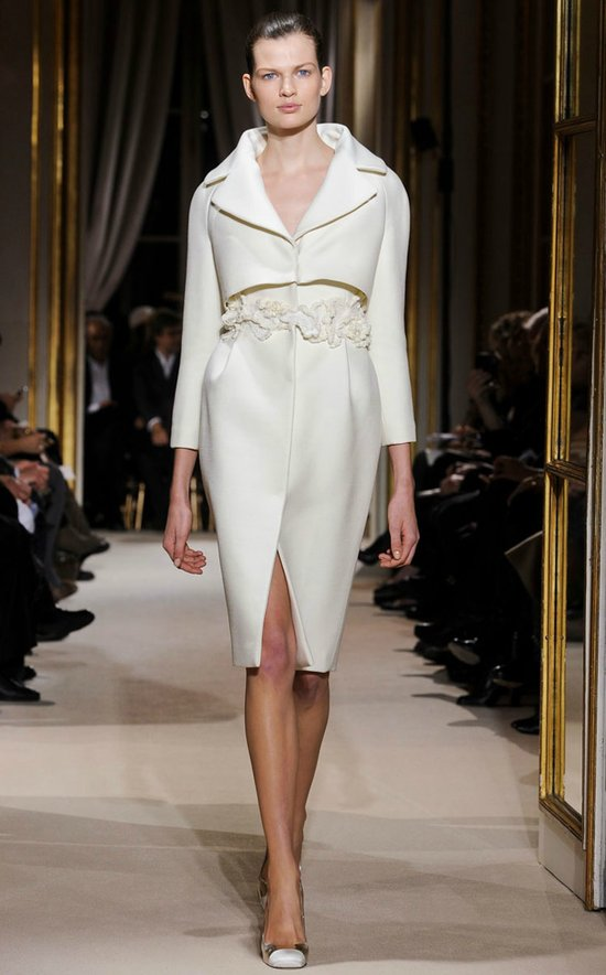 photo of Spring 2012 Couture for Your White Aisle Style