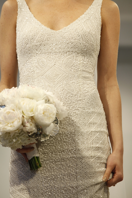 Theia Spring2014 wedding dress bridal gown Caitlin