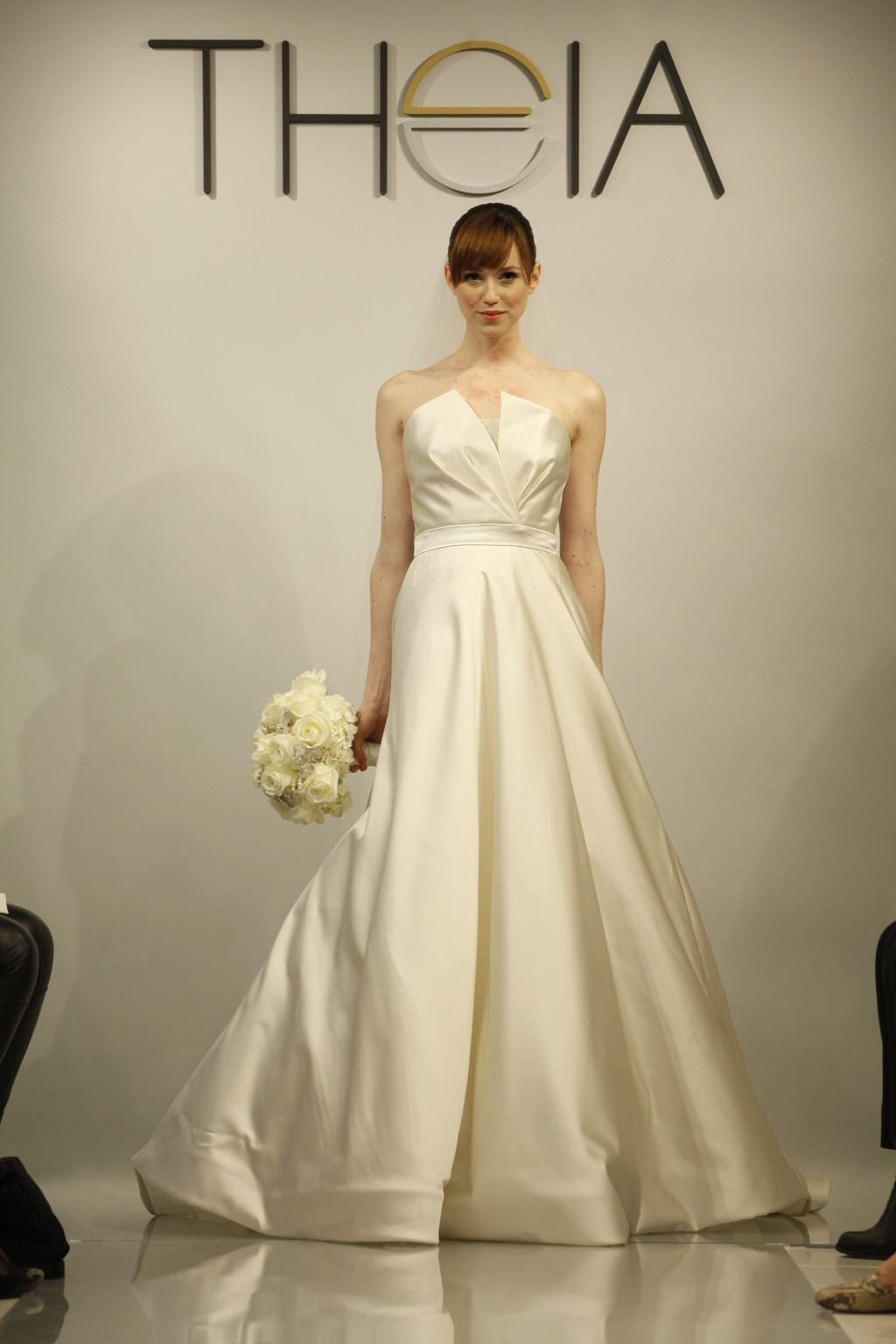 Theia Spring2014 wedding dress bridal gown Carrie
