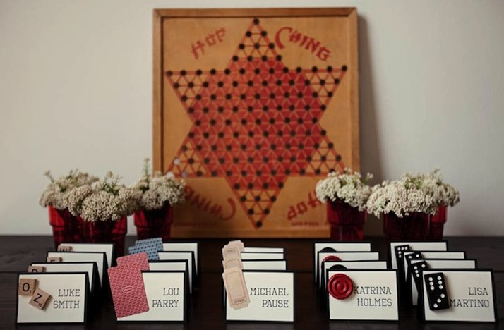 Game-themed-wedding-vintage-inspired-escort-cards.full