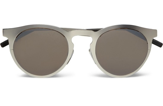 awesome silver sunglasses for grooms